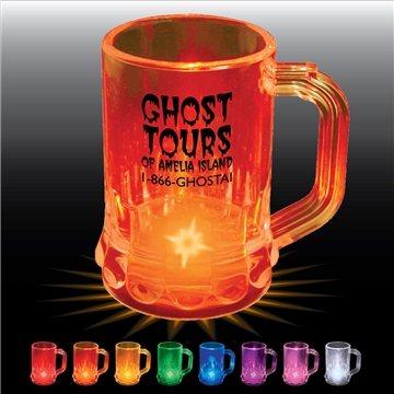 Promotional 1.25 oz Blinking Mini Mug