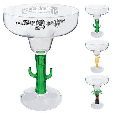 Promotional 12 oz Novelty Stem Margarita