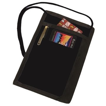 Promotional Trade Show Travel Pouch III