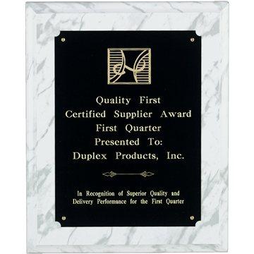 Promotional Wood 12 Award