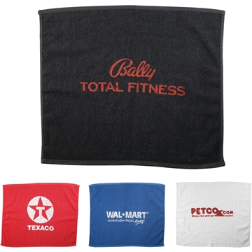 Promotional Multi Color Go Go Rally Towel