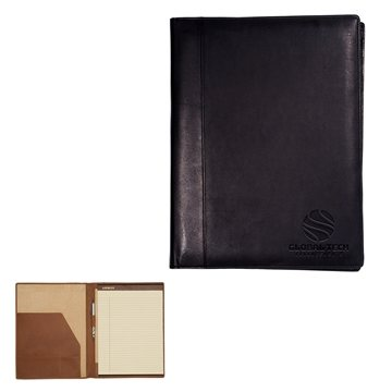 Promotional Harrison Portfolio Large (Sueded Full - Grain Leather)