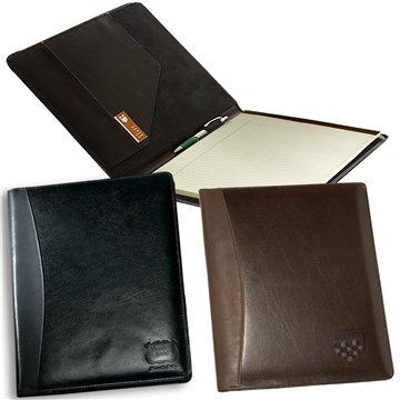 Promotional Soho Leather Business Portfolio