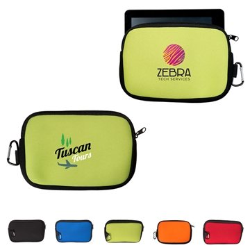 Promotional Accessory Pouch - Neoprene