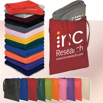 Promotional Tote - A - Blanket Combo