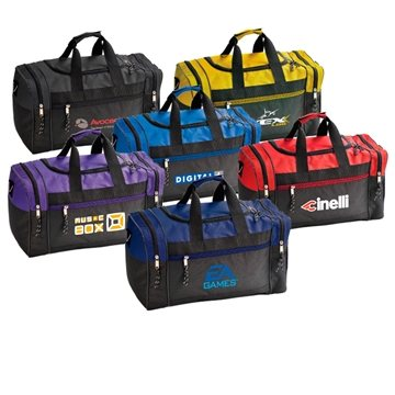 Promotional brunel-sports-duffel-bag