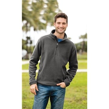 Promotional Port Authority Value Fleece 1/4- Zip Pullover