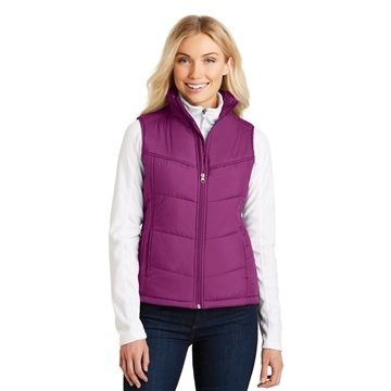 Promotional Port Authority Ladies Puffy Vest