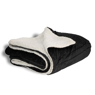Promotional Mink Sherpa Blanket