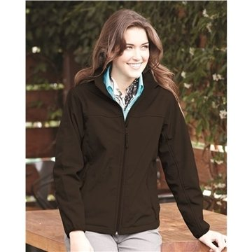 Promotional Weatherproof Ladies Soft Shell Jacket