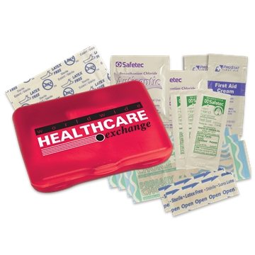 Promotional Protect First Aid Kit