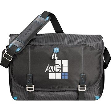 Promotional Zoom Checkpoint - Friendly Compu - Messenger Bag