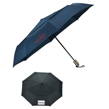Promotional 46 Chairman Auto Open / Close Vented Umbrella