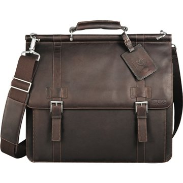 Promotional Kenneth Cole(R) Colombian Leather Dowel Compu - Messng