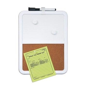 Promotional Magnetic Whiteboard / Corkboard