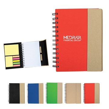 Promotional recycled-magnetic-journalbook