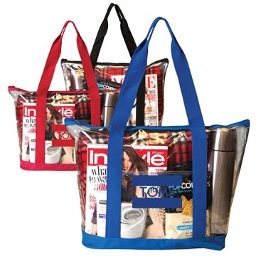 Promotional Cayman Clear Tote
