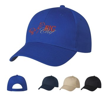 Promotional 6 Panel Polyester Cap