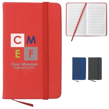 Promotional 3 X 5 Journal Notebook