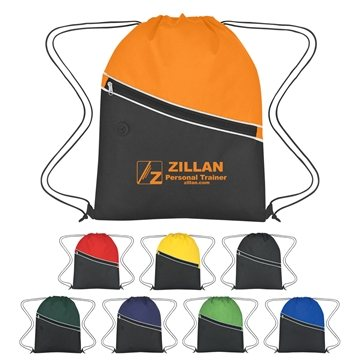 Promotional Non - Woven Two - Tone Hit Sports Pack