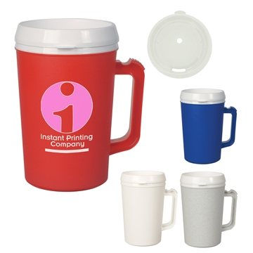 Promotional 34 oz Thermo Insulated Mug