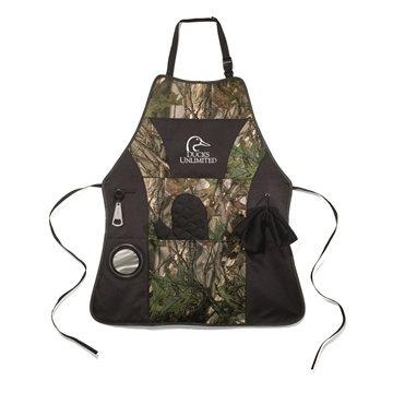 Promotional grill-master-apron-kit