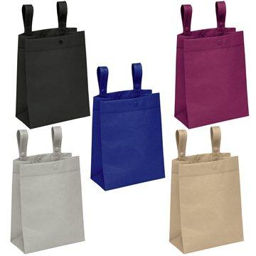 Promotional Hang Around, Screen - printed Tote Bag