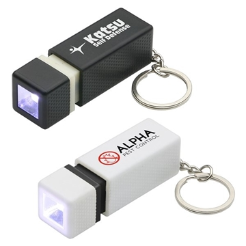 Promotional Pull - Lite Led Key Chain