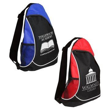 Promotional Natural Curve Sling Backpack
