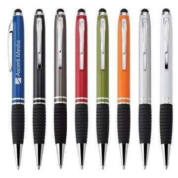 Promotional Custom Twist Gadget Pen Stylus