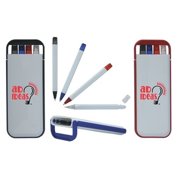 Promotional Pen Pencil Set
