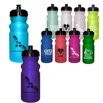 Promotional 20 oz. Sun Fun Cycle Bottle