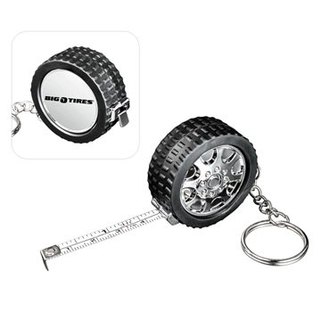 Promotional Tire Measuring Tape