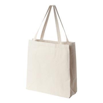 Promotional Cotton Canvas Liberty Tote Bag 15 X 19.5