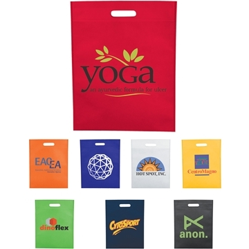 Promotional The Freedom Heat Seal Exhibition Tote