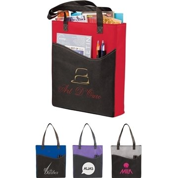 Promotional The Rivers Pocket Convention Tote