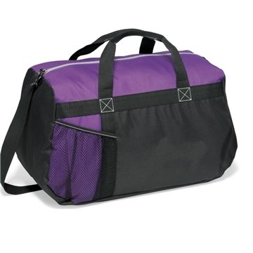 Promotional Sequel Sport Bag - Purple