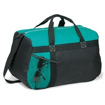Promotional Sequel Sport Bag - Turquoise