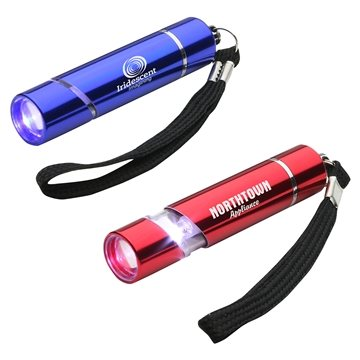 Promotional Aluminum Scope Led Flashlight