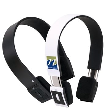 Promotional Bluetooth Vibe Stereo Headset