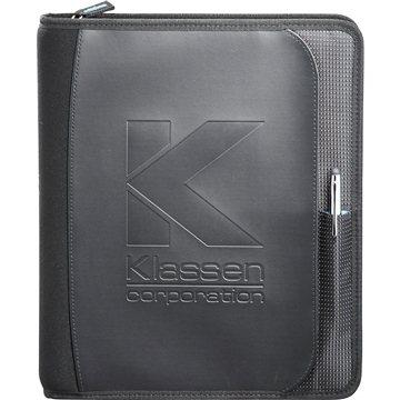 Promotional Zoom 2- in -1 Tech Sleeve JournalBook