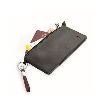 Promotional Troika Red Pepper Travel Document Wallet