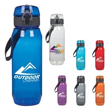 Promotional 28 oz Trekker Tritan Bottle