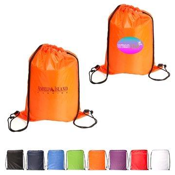 Promotional Ultra - Light String - A - Sling Backpack