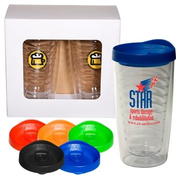 Promotional Avalon Clear Tumbler Set