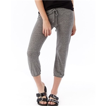 Promotional alternative Eco - Heather Crop Pant