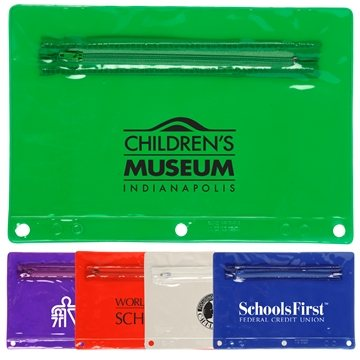 Promotional Jo - Bee Translucent School Pouch