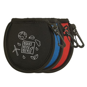 Promotional Golf Ball Cleaning Pouch