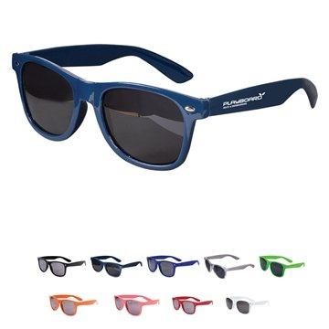 Promotional Glossy Plastic Sunglasses