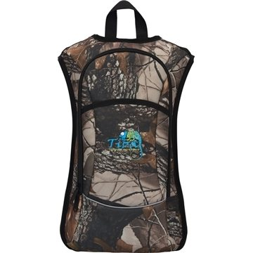 Promotional camo-hydration-pack